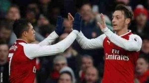 'Sanchez & Ozil Want To Stay At Arsenal'- Gunners Boss Wenger Reveals After North London Derby Win